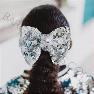5 inch Color Flip Bow (2 in 1 Color Bow) - Bargain Bows