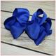 Double Stacked 6 inch Solid Color Hair Bow Headband, hair bows BargainBows