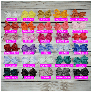 Headband 6 inch Basic Bundle Sweetie Pie - BargainBows