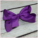 6 inch Solid Color Hair Bow (Alligator Clip) Collection- Bargain Bows