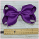 6 inch Solid Color Hair Bow Collection (Alligator Clip Hair Bows)- Bargain Bows