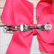 6 inch Solid Color Hair Bow Bundle (Barrette Clip)