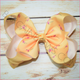 7 inch Flamingo Bow, hair bows BargainBows