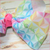 7 inch Geometric Star Bow, hair bows BargainBows