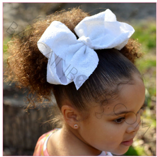 A brief history of hair bow style