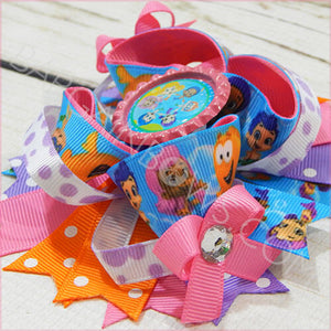 Bubble Guppies Boutique Bow