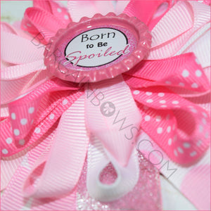 Born to be spoiled Boutique Bow, hair bows BargainBows