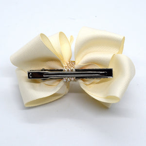 Elegant Belt Boutique Antique Hair Bow