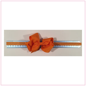 Headband 4 inch Solid Color Collection - BargainBows