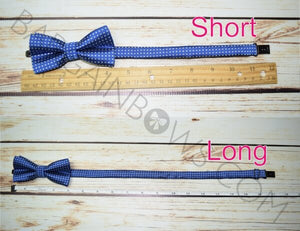 Kids Bow Tie and Suspender Polka Dot Set, accessories BargainBows