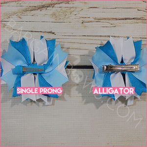 Glass Slippers Boutique Bow - BargainBows