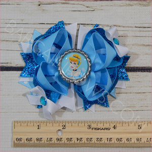 Glass Slippers Boutique Bow