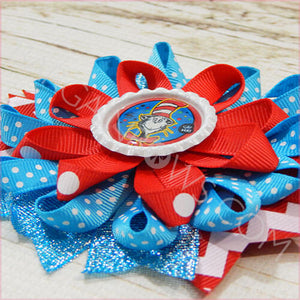 The Cat In The Hat Boutique Bow