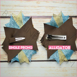 Colors of the wind Boutique Bow