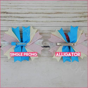 Daniel Tiger Boutique Bow