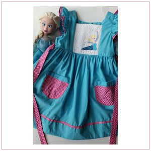Elsa Dress - BargainBows Apparels