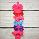 Hair Bow Holder Basic Colors Collection - BargainBows