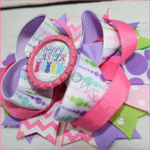 Happy Bunnies Boutique Bow - BargainBows