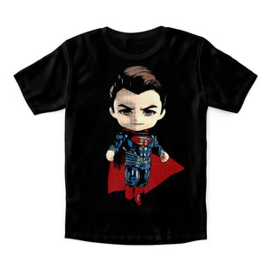 Superman Super Hero T-shirt | Black