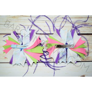 Mardi Gras Boutique Bow