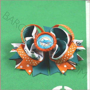 NFL Boutique Bows