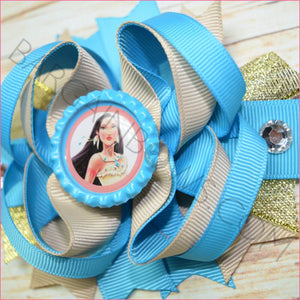 Pocahontas Boutique Bow