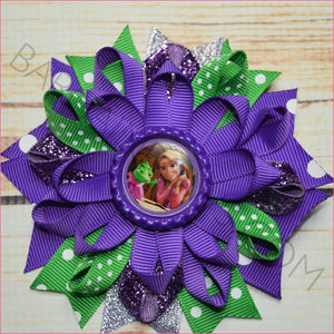 Rapunzel Boutique Bow