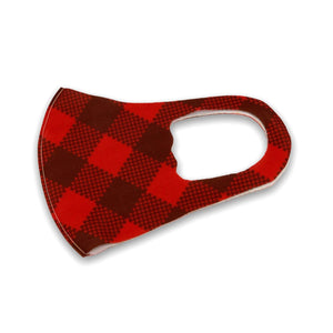 Buffalo Plaid face cover | Adult & Youth