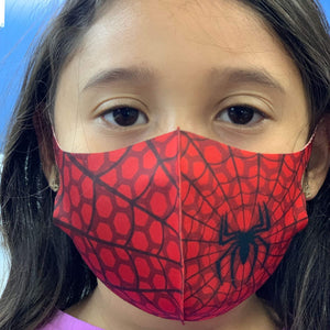Spiderman Soft Mask | Adult & Youth