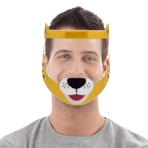 Fun Face Shields | Tiger
