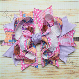 3.5 inch Time for your Checkup Character Bow from Bargain Bows