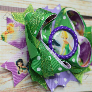 Tinkerbell & Fairies Boutique Bow