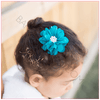 Ballerina Chiffon Clips, headbands BargainBows