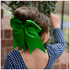 Cheer Basic Hair Bow Clip