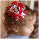 Damask Boutique Bow, hair bows BargainBows