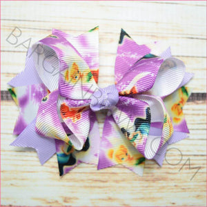 3.5 inch Fairies Character Bow from Bargain Bows