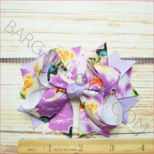 3.5 inch Fairies Character Bow