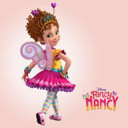 Fancy Nancy Bubble Gum bead Necklace