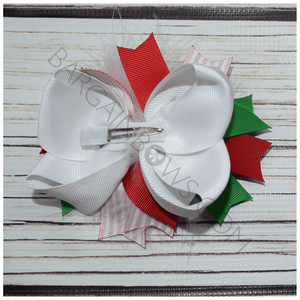 Holiday Cheer Holiday Boutique Bow, hair Bows BargainBows