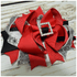 Jolly Christmas Holiday Boutique Bow