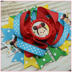 Tsum Tsum Boutique Bow, hair bows BargainBows