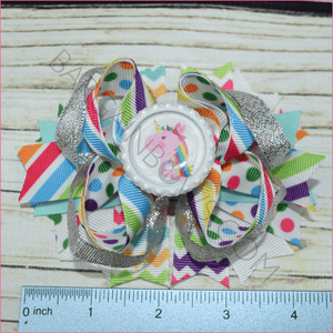 Unicorn Boutique Bow, hair bows BargainBows