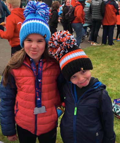 York Kids Triathlon | Big Bobble Hats