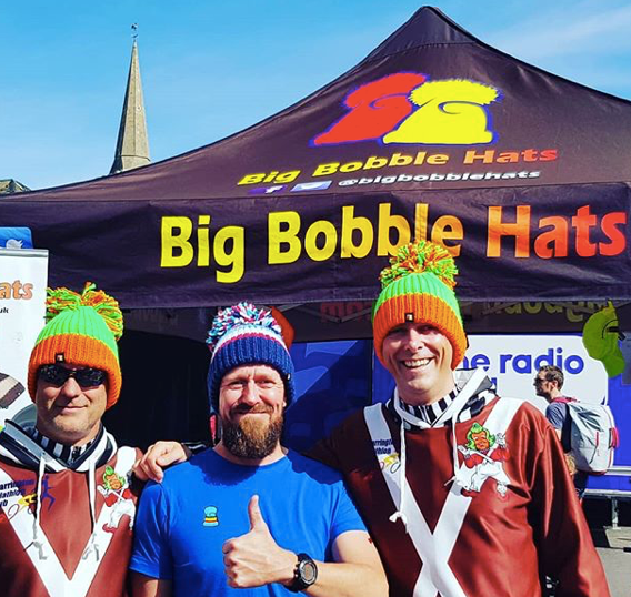 This Week in Pictures 125 | Big Bobble Hats