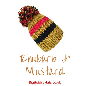 Welcoming Rhubarb and Mustard