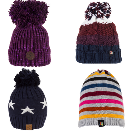 New Collection Bobble Hats