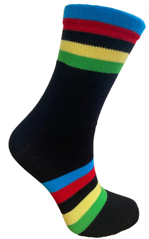 UCI Black Socks