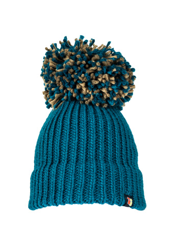 Navy/Dark Green Cerulean Hat