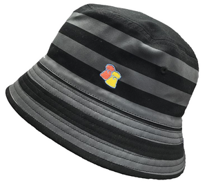 The Striped Rhino Bucket Hat (Kids)