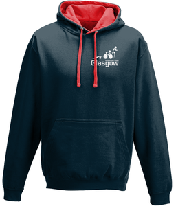 Glasgow Triathlon Club - Basic Black Hoodie